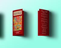 Restaurant Flyer/Brochure