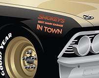 Smokey Yunick's 1967 Chevelle Racer