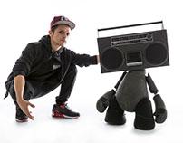 Boom Boy Boy- Puppet