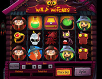 wicked witches slot