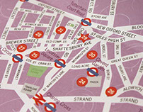 London Alternative Fringe Festival Listings and Maps