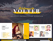 Volter Presentation Template