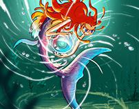 Powerful Mermaid