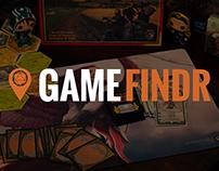 GameFindr