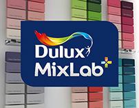 Dulux MixLab Colour Stands