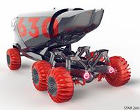 Star 266 Dakar concept