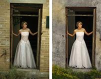 Doorway Bride