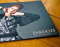 branding, art direction (FASHION) ZARDOZE