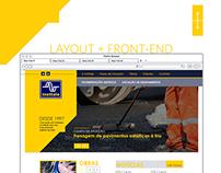 insttale.com.br - Website Redesign