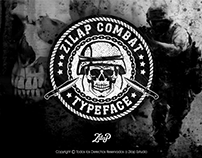 Zilap Combat Typeface