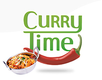 Сurry Time - lunch delivery