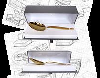 Gray Kunz: Golden Spoon Box