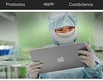 pagina apple