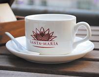«Santa-Maria» Restaurant Branding
