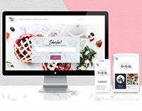 Pitaya Milk - Feminine + Clean + Bold Bootstrap 4 Theme