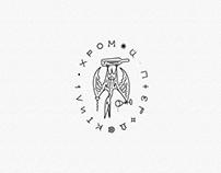 Lame pterodactyl tasting club logo