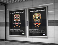 Pitch: AVA Food Safety 2013 Print Campaign