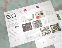 VUW School of Design - Website Design