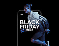 Black Friday / Fila