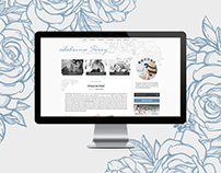Sabrina Ferry (Wordpress Theme)