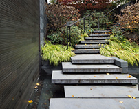 Floating House in Vancouver by Arno Matis Architecture