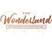 The Wonderland Logo Design