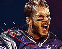 NFL- Quarterbacks/ Bleacher Report.