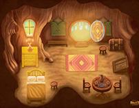 Luminare Saga - Die Nox Tree House Concept