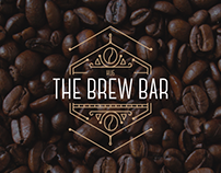 Brew Bar | Logo & Menu Design @keyleygrahamdesigns