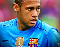 Wallpaper Neymar