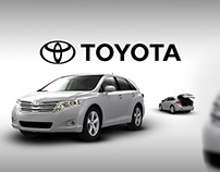TOYOTA: Website + Video Direction