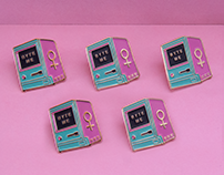 Pins for Good