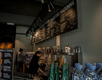 Cafe Photography