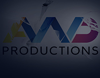 Brand identity - AWD Productions