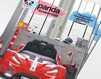 Panda Kindermöbel Catalog Design