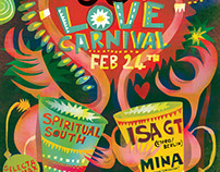 Love Carnival Posters