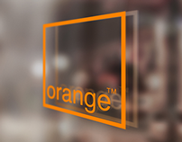 Orange - School Project