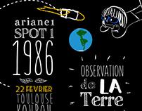 30th anniversary of SPOT satellites