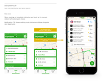 Last Train Notification – Citymapper