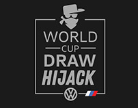 WORLD CUP DRAW HIJACK 2018