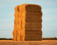 Straw Stacks