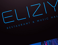 Restaurant logo and style