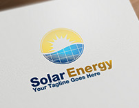 Solar Energy | Logo Template