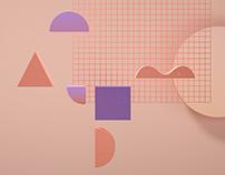 Peach Grid Exploration