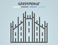 Global Warming promocards | Greenpeace