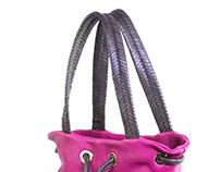 FASHION ACCESSORY DESIGN- Braided tote bag design