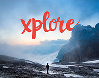 Xplore | Branding