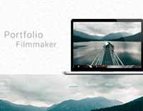 Design portfolio filmmaker