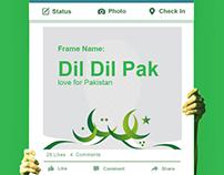 Facebook Profile Picture Frames