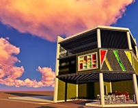 """Proposed """"Motown"""" Themed Resto Bar"""